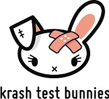 Krash Test Bunnies by filthyfidgets