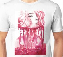 Drop of blood Unisex T-Shirt