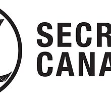 Secretly Canadian logo and title by chujfugh
