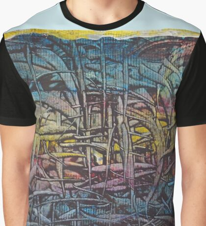 Color covers Graphic T-Shirt