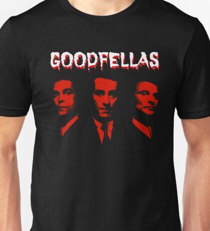 GOODFELLAS -MARTIN SOCRSESE- Unisex T-Shirt