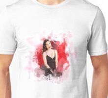 S E R R A T O S RED PRINT Unisex T-Shirt