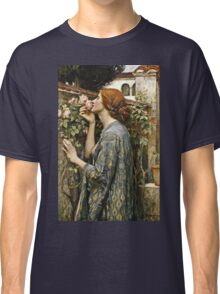 John William Waterhouse - The Soul Of The Rose  Classic T-Shirt