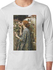John William Waterhouse - The Soul Of The Rose  Long Sleeve T-Shirt