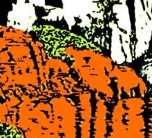 Zion National Park USA Sticker
