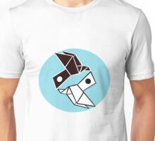 Ying and Yang by birds Unisex T-Shirt