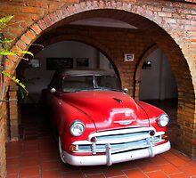 Dusty Chevy by Al Bourassa