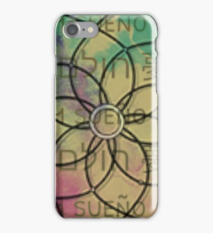 Dreaming of Languages iPhone Case/Skin