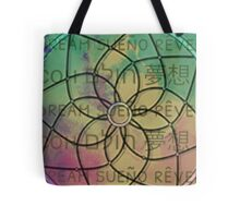 Dreaming of Languages Tote Bag