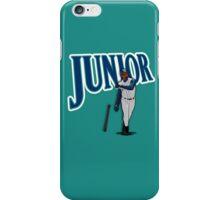"Seattle - ""Junior"" iPhone Case/Skin"