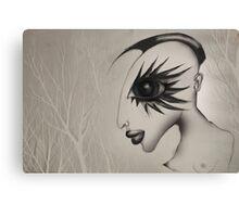 FLOWER OF DEAD WOOD Canvas Print
