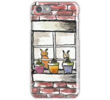 From the Inside Looking Out - Pet World iPhone Case/Skin