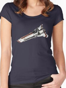 Colonial Viper Women's Fitted Scoop T-Shirt