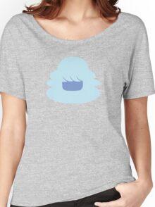 Cute Sapphire Women's Relaxed Fit T-Shirt