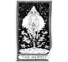 Sci Fi Tarot Card Poster