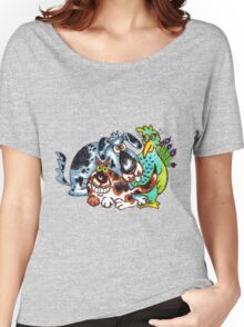 Some Threesome Women's Relaxed Fit T-Shirt