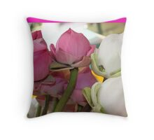 Ready for the Temple Throw Pillow