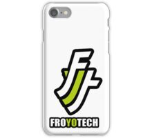 Froyotech T-Shirt [Unofficial] iPhone Case/Skin