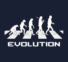 Evolution on Abbey Road by ScottW93