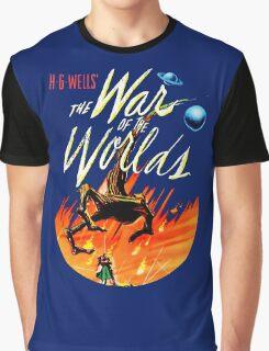 War of the Worlds T-shirt! Graphic T-Shirt
