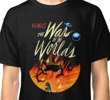 War of the Worlds T-shirt! Classic T-Shirt