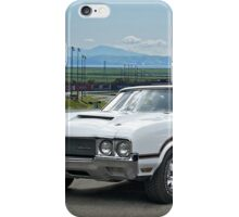 1970 Oldsmobile Cutlass 'Indy Pace Car' iPhone Case/Skin