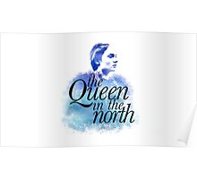 The Queen in the North Poster