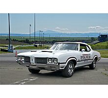 1970 Oldsmobile Cutlass 'Indy Pace Car' Photographic Print