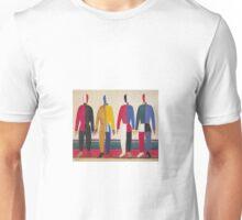 Kazemir Malevich - Spotrsmeny 1931 Unisex T-Shirt