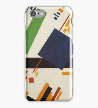 Kazemir Malevich - Suprematic Painting 1916 iPhone Case/Skin
