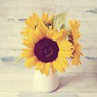 Sunflower Love  by Nicola  Pearson