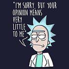 rick opinion by LgndryPhoenix