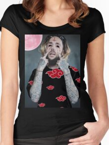 $ C R I M $ T E A R $ Women's Fitted Scoop T-Shirt