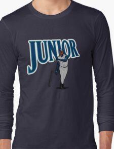 """Seattle - """"Junior"""" Long Sleeve T-Shirt"""