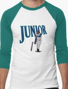 "Seattle - ""Junior"" Men's Baseball ¾ T-Shirt"