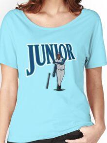 "Seattle - ""Junior"" Women's Relaxed Fit T-Shirt"
