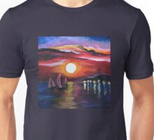 Out at Sea Unisex T-Shirt