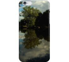 In The Mirror By Storm Black iPhone Case/Skin