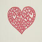 Hearts. by godtomanydevils