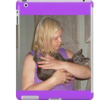 Rescued Twice iPad Case/Skin