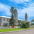 The Clock Tower,Royal Naval Dockyard,Bermuda.. by buddybetsy