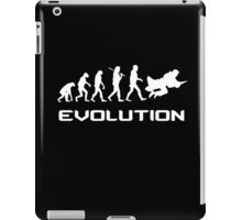 Evolution of Quidditch iPad Case/Skin