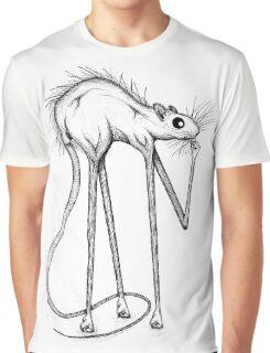 Funky Rat Graphic T-Shirt