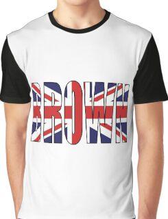 Brown (UK) Graphic T-Shirt