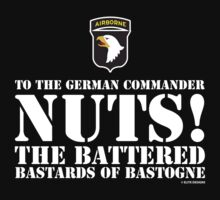 101st AIRBORNE - NUTS! by PARAJUMPER