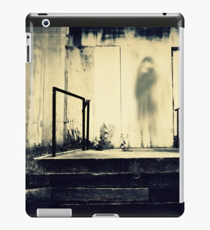 Shadows Behind the Theater iPad Case/Skin