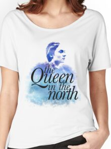 The Queen in the North Women's Relaxed Fit T-Shirt
