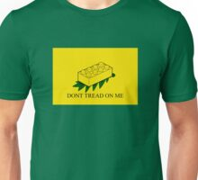 Lego Don't Tread on Me Unisex T-Shirt