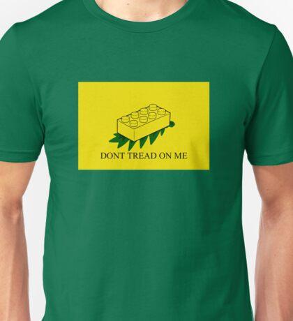Lego Don't Tread on Me Unisex T-Shirt