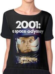 2001 A Space Odyssey shirt! Chiffon Top